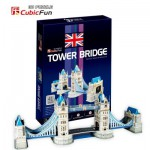 Cubic-Fun-C702H Puzzle 3D - Londres : Tower Bridge