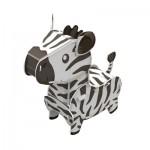 Cubic-Fun-K1501H Puzzle 3D - Zèbre - Difficulté : 3/8