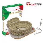 Cubic-Fun-MC055H-2 Puzzle 3D - Italie, Rome : Le Colisée (Difficulté : 5/6)