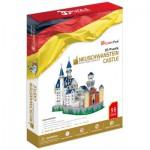 Cubic-Fun-MC062H Puzzle 3D - Allemagne : Château de Neuschwanstein