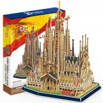 Cubic-Fun-MC153H Puzzle 3D - Sagrada Família