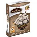 Cubic-Fun-T4019H Puzzle 3D - HMS Victory - Difficulté : 5/8