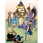 Puzzle  Pomegranate-JK024 L. Frank Baum : Le Magicien d'Oz