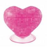 HCM-Kinzel-103003 Puzzle 3D en Plexiglas - Coeur