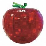 HCM-Kinzel-103005 Puzzle 3D en Plexiglas - Belle Pomme Rouge