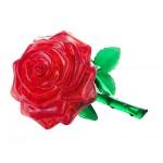 HCM-Kinzel-103113 Puzzle 3D en Plexiglas - Rose