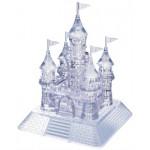 HCM-Kinzel-109002 Puzzle 3D en Plexiglas - Château transparent