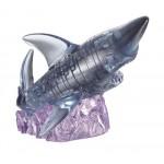 HCM-Kinzel-59137 Puzzle 3D en Plexiglas - Requin