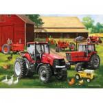 Puzzle  Master-Pieces-71328 L'héritage de la ferme