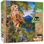 Puzzle  Master-Pieces-71533 Peek Season - Night Watch