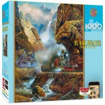 Puzzle  Master-Pieces-71545 Railway - Pandora Rail