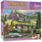 Puzzle  Master-Pieces-71546 Railway - Scenic Express