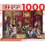 Puzzle  Master-Pieces-71549 Pièces XXL - Gentlemen's Club