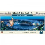 Puzzle  Master-Pieces-71584 Niagara Falls, New York