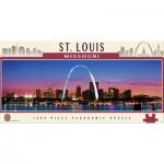 Puzzle  Master-Pieces-71591 Saint Louis, Missouri