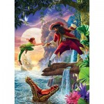 Puzzle  Master-Pieces-71660 Book Box - Peter Pan