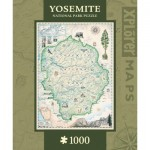 Puzzle  Master-Pieces-71701 Xplorer Maps - Bryce Canyon
