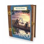 Puzzle  Master Pieces-71279 Huck Finn