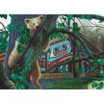 Puzzle  Cobble-Hill-51015 Darlene Gait - The Watcher