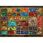 Puzzle  Cobble-Hill-51701 Plateau de Perles