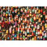 Puzzle  Cobble-Hill-51744 Steve Vaughn : Flotteurs