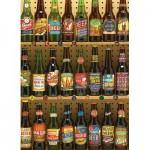 Puzzle  Cobble-Hill-51773 Collection de Bières