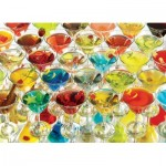 Puzzle  Cobble-Hill-51826 Martinis!