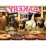 Puzzle  Cobble-Hill-52092 Pièces XXL - Who Wants Pie?