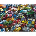 Puzzle  Cobble-Hill-52099 Pièces XXL - Steve Scheuring - Crash