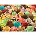 Puzzle  Cobble-Hill-54576 Plus de crème glacée