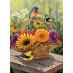 Puzzle  Cobble-Hill-57173 Summer Bouquet