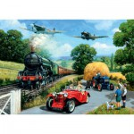 Puzzle  Jumbo-11045 Kevin Walsh : Wartime Summer