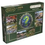 Jumbo-11053 1 Puzzle - Best Kept Secrets 4 - Trésors Britanniques