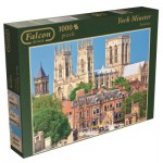 Puzzle  Jumbo-11074 York Minster