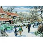 Puzzle  Jumbo-11100 Trevor Mitchell: Winter Round