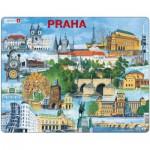Larsen-KH12 Puzzle Cadre - Souvenirs de Prague