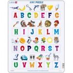 Larsen-LS8-FR Puzzle Cadre - ABC Puzzle (en Français)