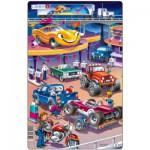 Larsen-U14-2 Puzzle Cadre - Sur le Parking