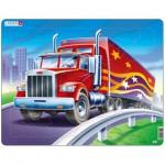 Larsen-US3 Puzzle Cadre - Camion Américain