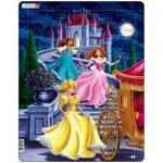 Larsen-US5 Puzzle Cadre - Princesses
