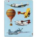 Larsen-X10 Puzzle Cadre - Aviation