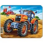 Larsen-Z7-4 Puzzle Cadre - Tracteur