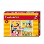 Puzzle  Noris-6060-31300 Peanuts - Lucy