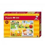 Puzzle  Noris-6060-31303 Snoopy