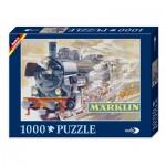 Puzzle  Noris-6060-31331 Märklin Nostalgie