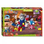 Puzzle  Noris-6060-38054 Léo la Souris