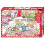 Puzzle  Noris-6060-38058 Lillebi