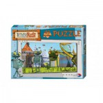 Puzzle  Noris-606031080 Chevalier Rost