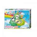 Puzzle  Noris-606031161 Pièces XXL - Yoohoo & Friends