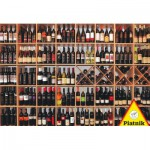 Puzzle  Piatnik-5357 Galerie du vin